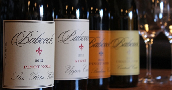 Young's Appointed Sole Distributor of Babcock Wines in California