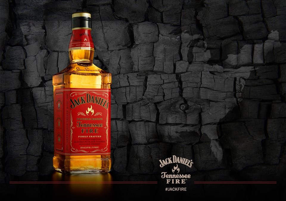 Jack Daniel's Tennessee Fire is Here!