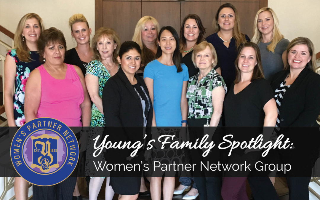 Young's Family Spotlight: Women's Partner Network Group