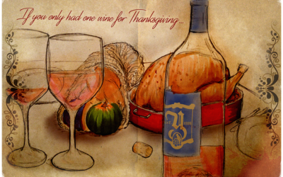 If you only had one wine for Thanksgiving…