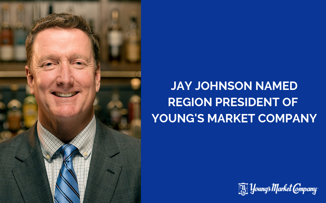 Jay Johnson Named Region President of Young's Market Company
