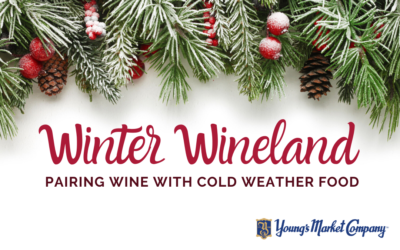 Winter Wineland: Pairing Wine and Food this Winter