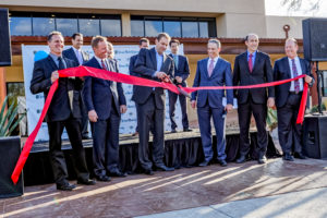 On Feb. 13, 2017, local elected officials and industry partners joined CEO Chris Underwood, President Rick Gillis, and Young's leadership team members for a ribbon cutting ceremony.