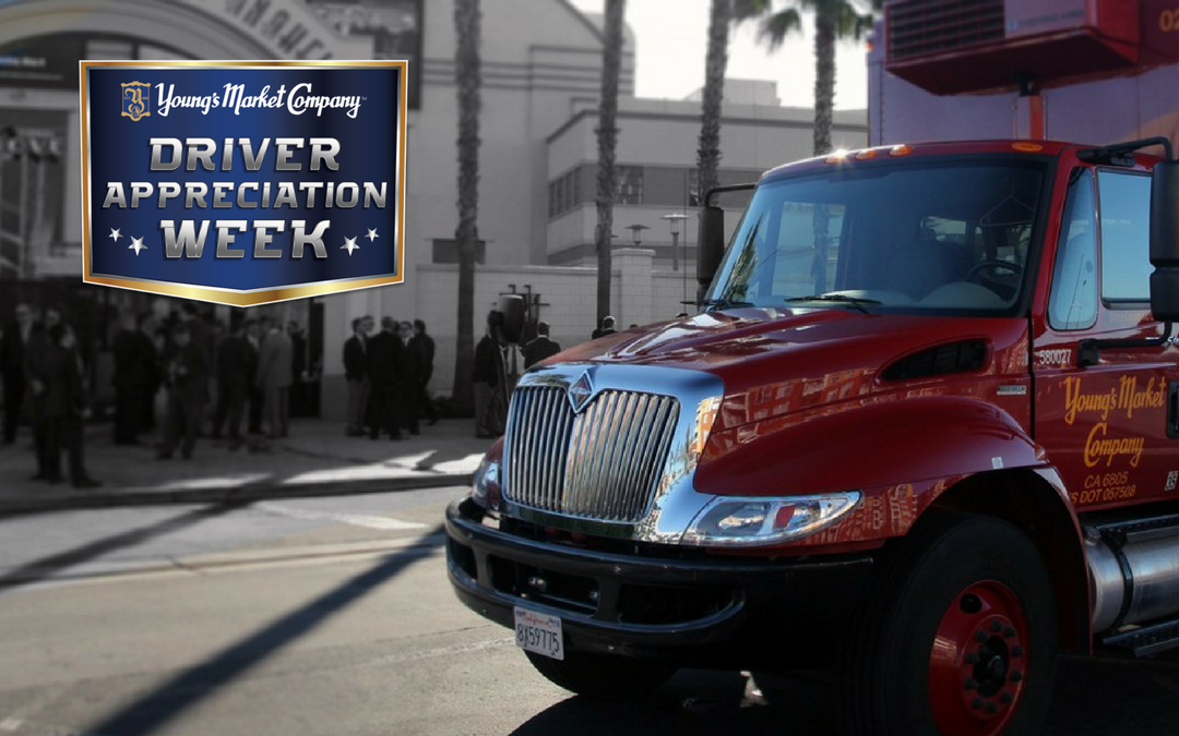 Celebrating Our Drivers: National Truck Driver Appreciation Week