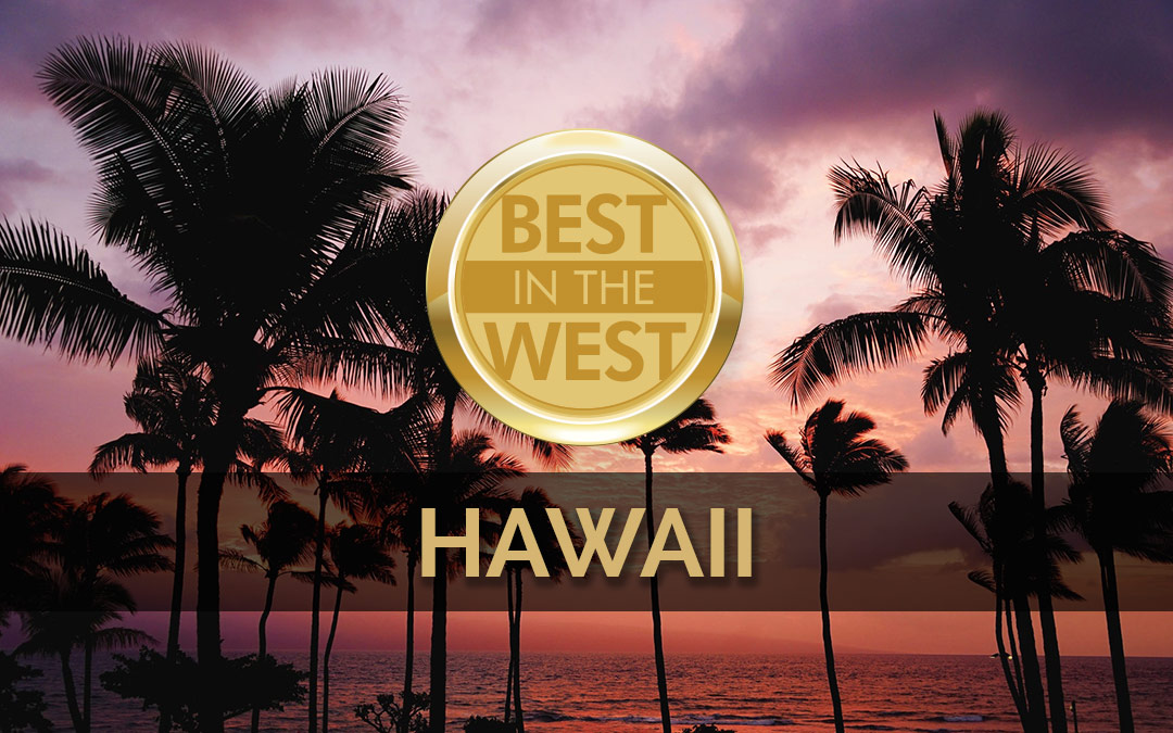 Best in the West: Hawaii