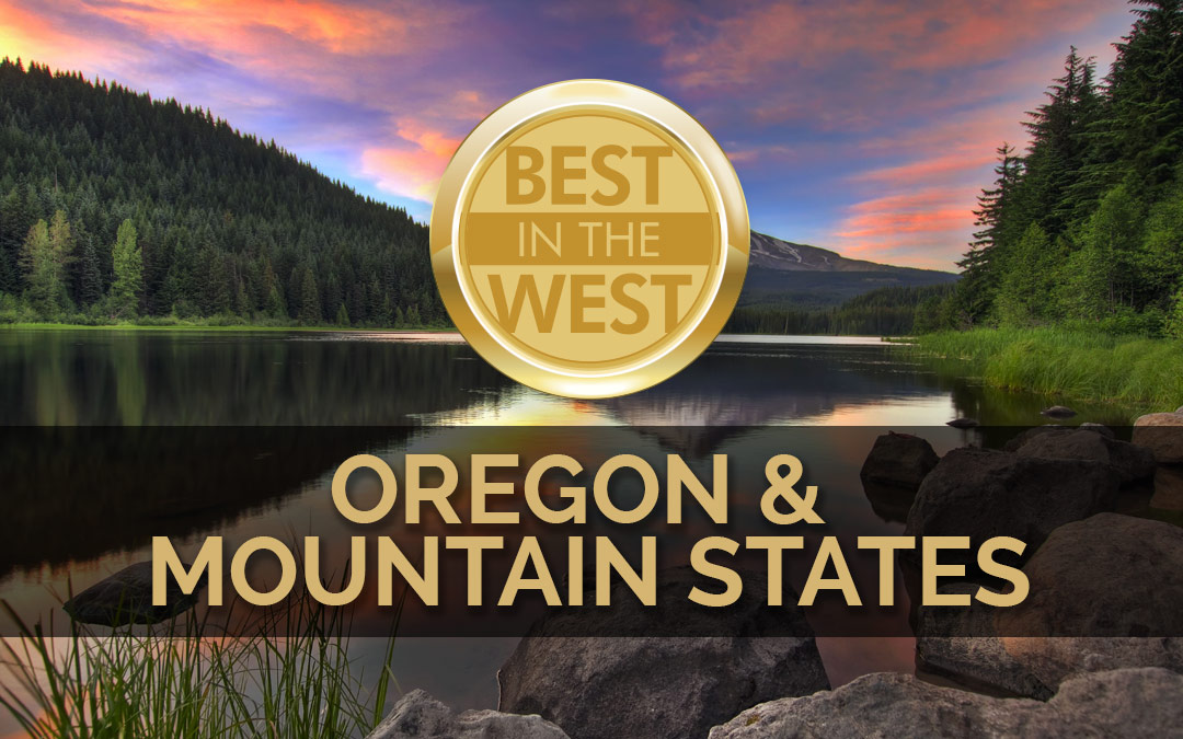Best in the West: Oregon & Mountain States