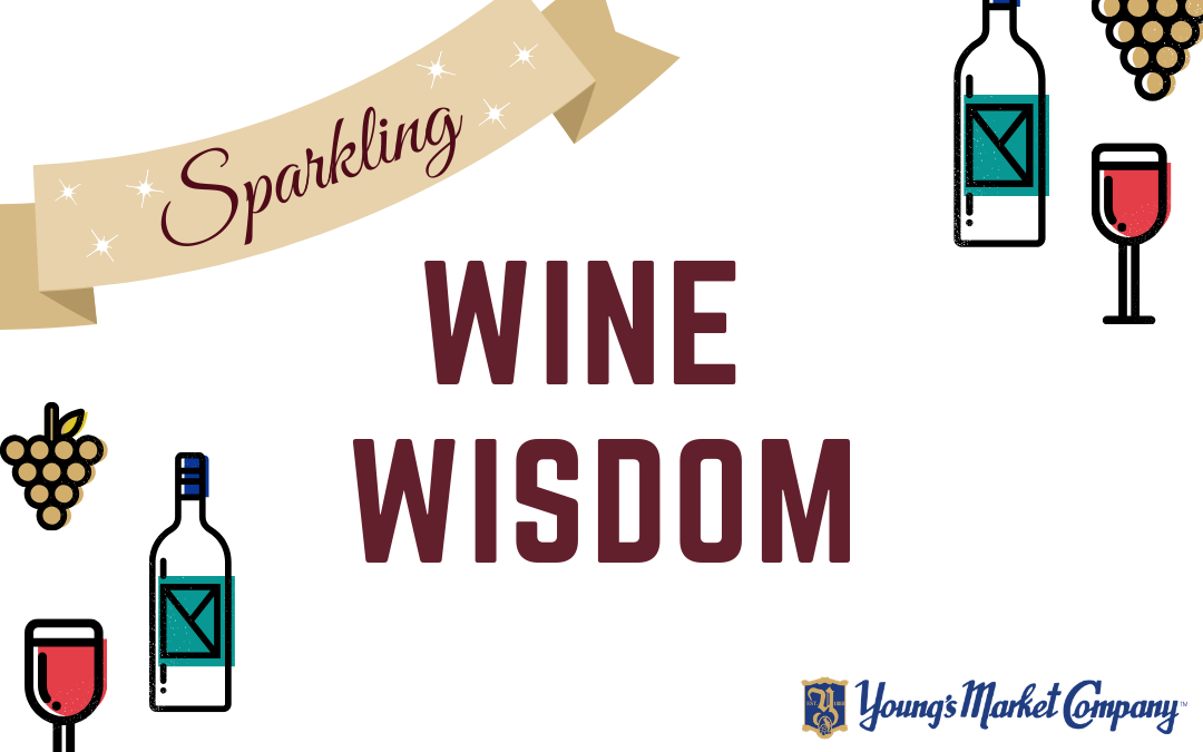 Sparkling Wine Wisdom: Transfer Method