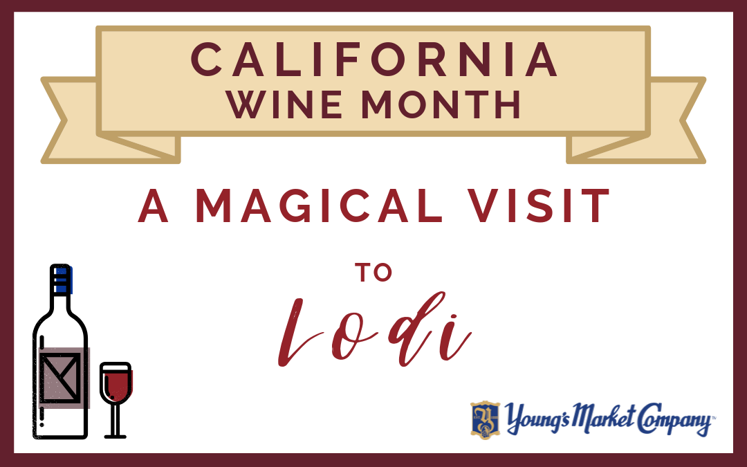 CA Wine Month: A Magical Visit to Lodi