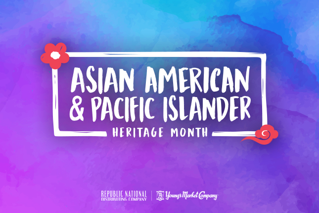Young's Market Company Celebrates Asian American & Pacific Islander Heritage Month